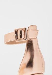 Tata Italia - High heels - champagne - 2