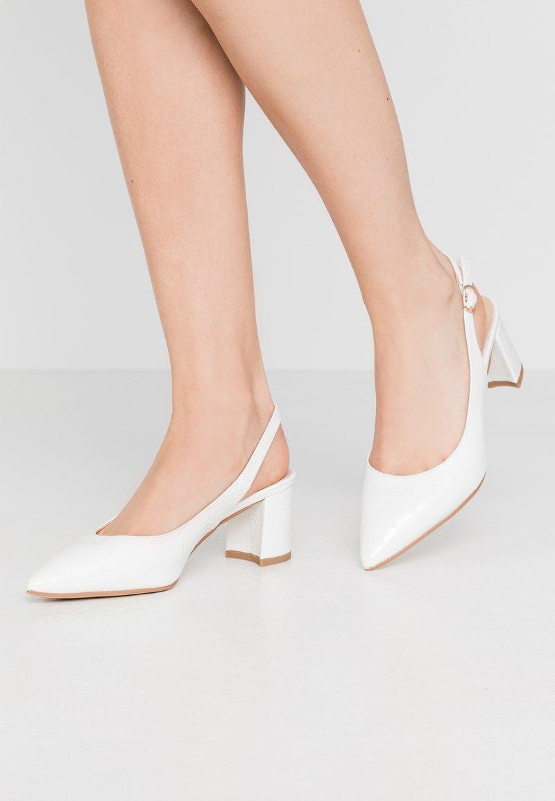 Tata Italia - Svatební boty - offwhite