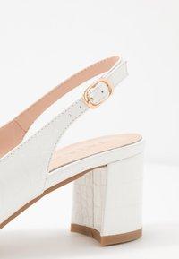 Tata Italia - Svatební boty - offwhite - 2