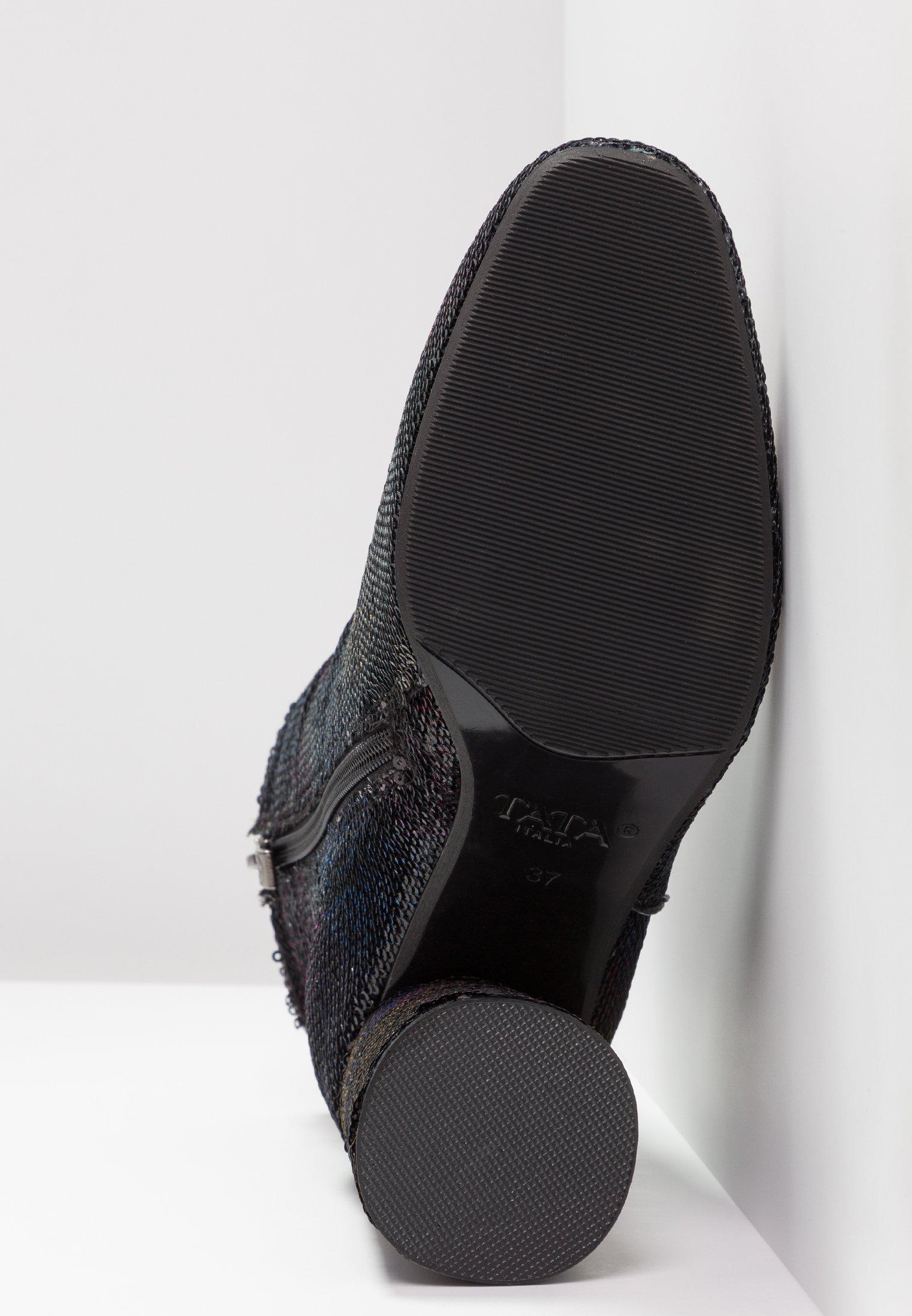 Tata Italia Boots à talons multicolor