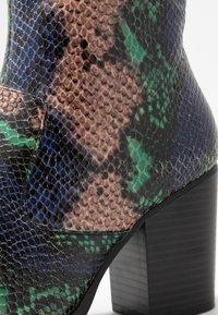 Tata Italia - Ankle boots - green - 2