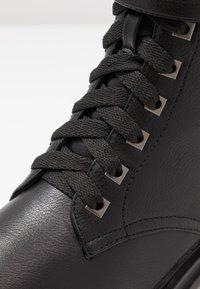 Tata Italia - Cowboy/biker ankle boot - black - 2