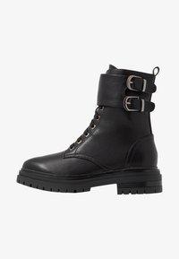 Tata Italia - Cowboy/biker ankle boot - black - 1