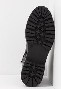 Tata Italia - Cowboy/biker ankle boot - black - 6