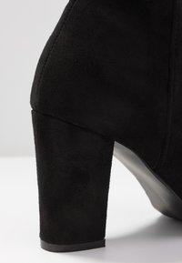 Tata Italia - Kotníková obuv - black - 2