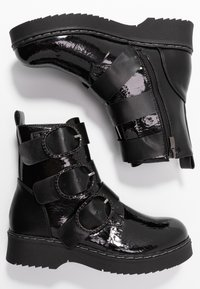 Tata Italia - Kotníkové boty - black - 3