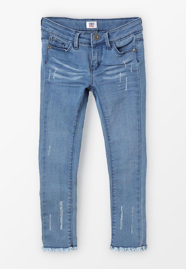 PEARL - Jeans Skinny Fit - denim light used