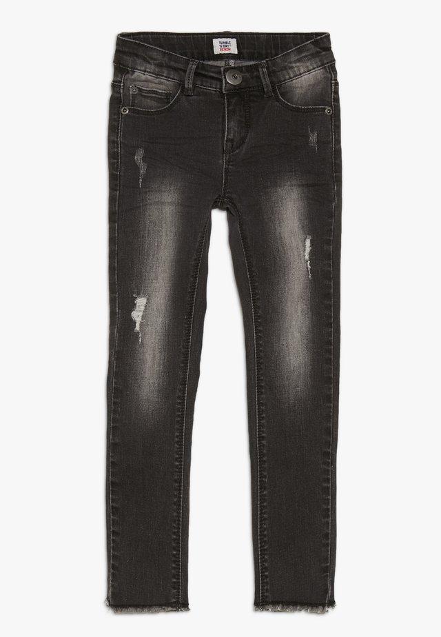 PEARL  - Skinny džíny - denim grey