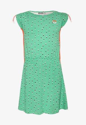 LUCINA - Jersey dress - green spruce