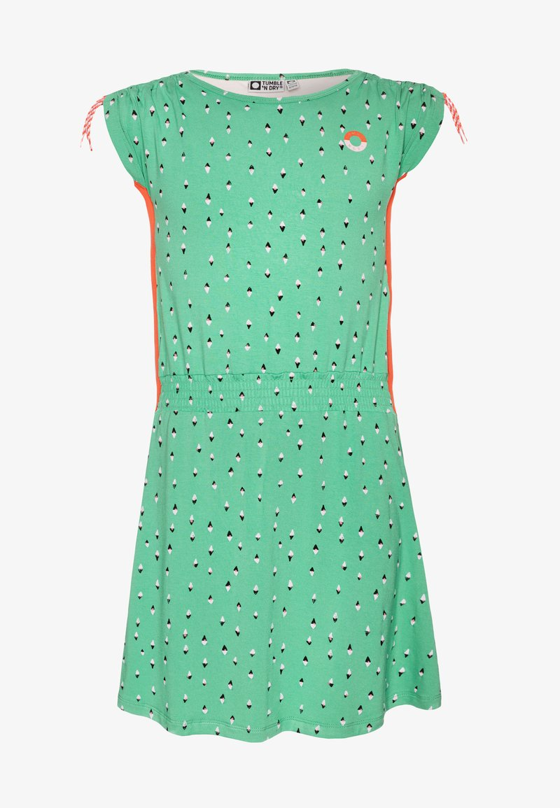 Tumble 'n dry - LUCINA - Jersey dress - green spruce