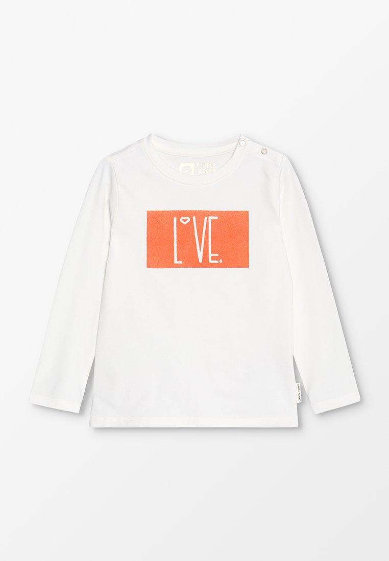 Tumble 'n dry - EMALI - Langarmshirt - white