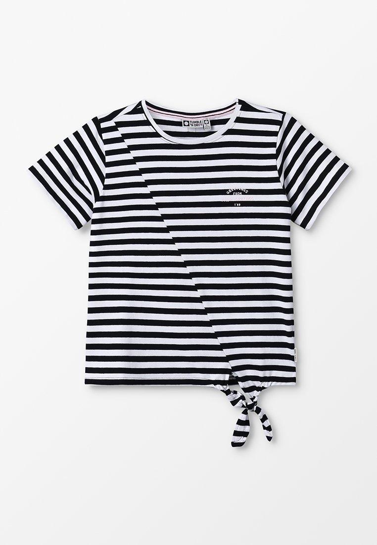 Tumble 'n dry - BABEAU - T-shirts med print - black/black