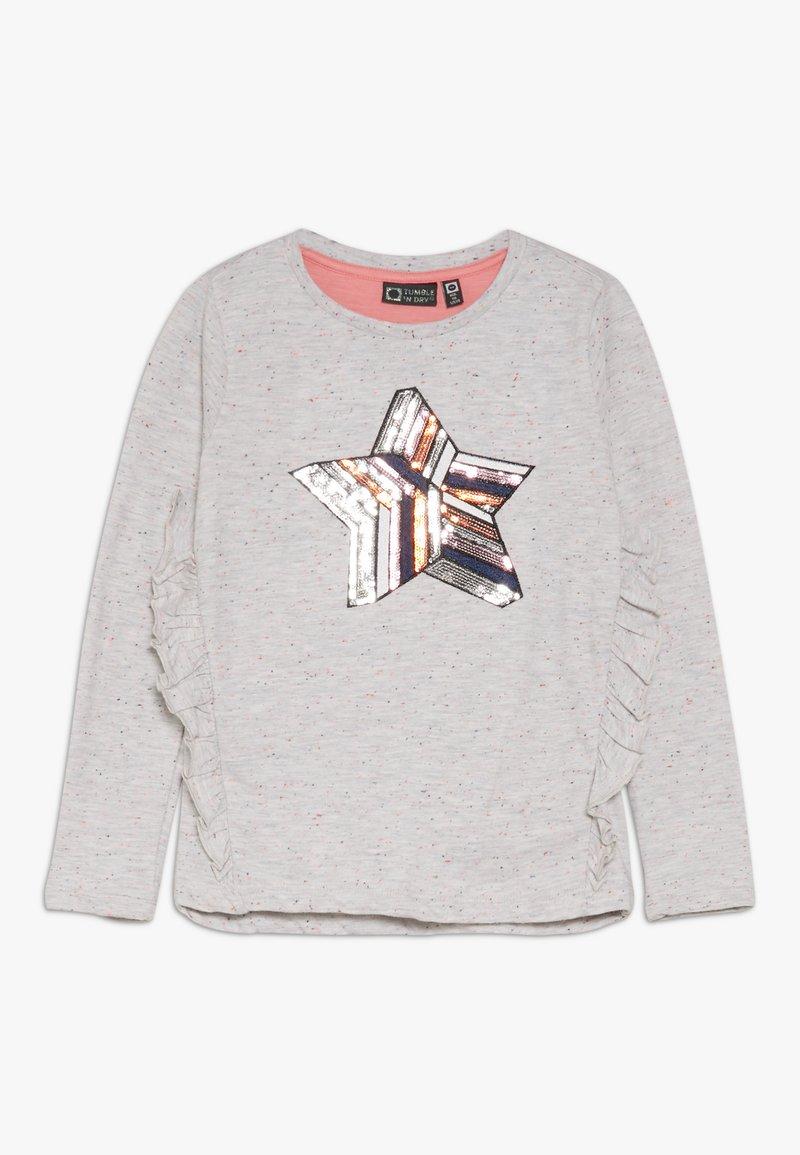Tumble 'n dry - KALUWA - Langærmede T-shirts - light grey melange