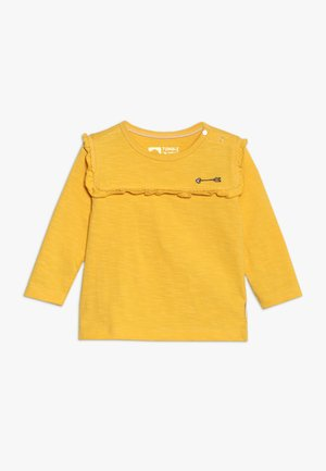 BABY - Long sleeved top - yolk yellow