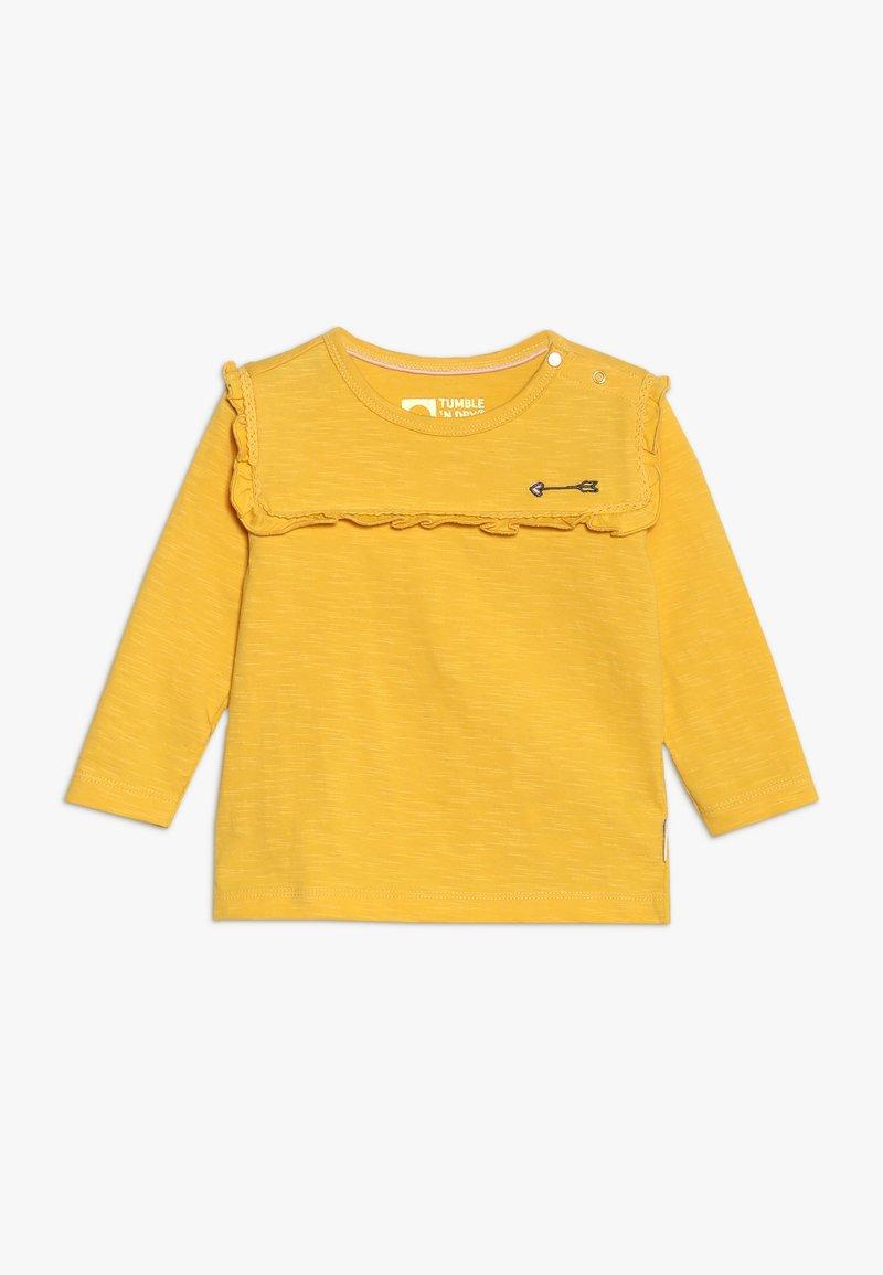 Tumble 'n dry - BABY - Long sleeved top - yolk yellow