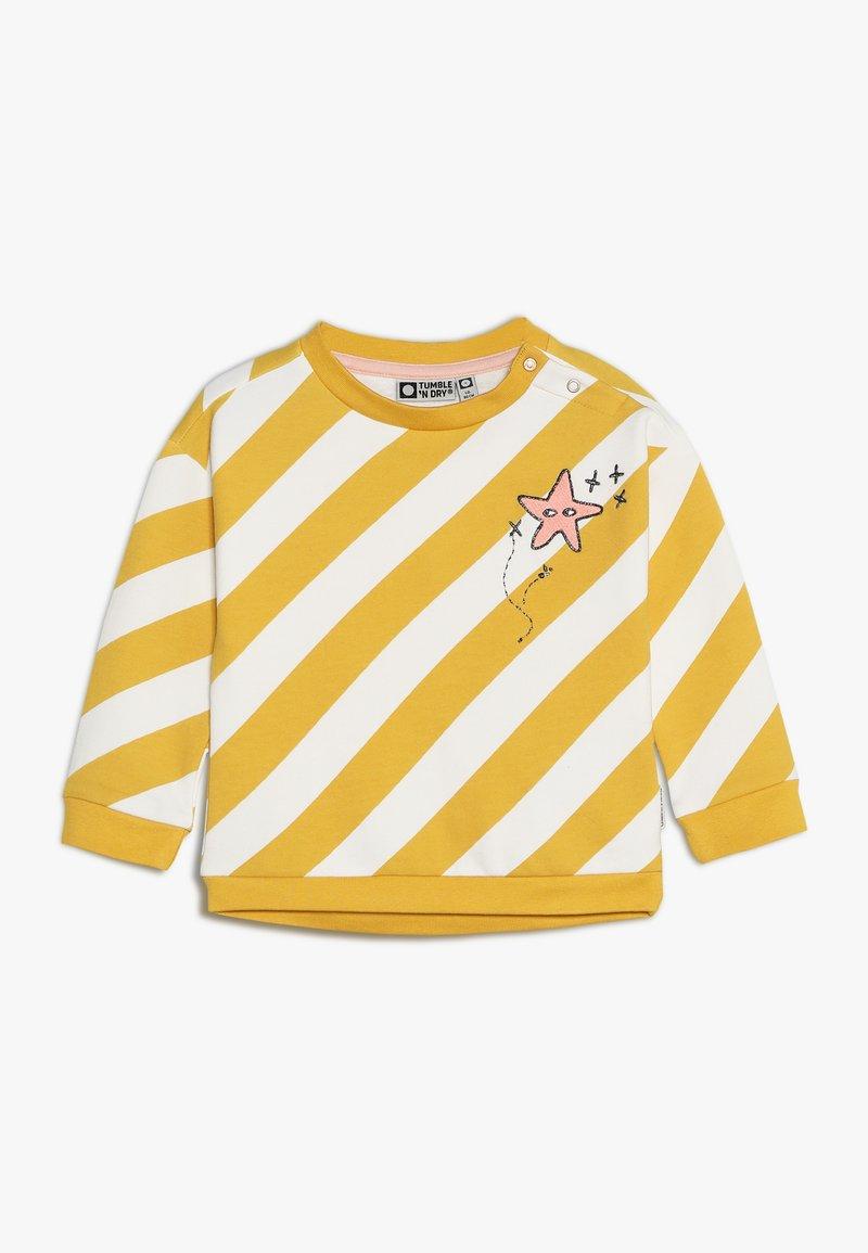 Tumble 'n dry - JONNE BABY - Mikina - yolk yellow
