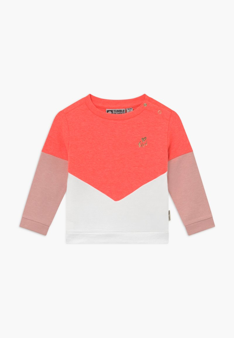 Tumble 'n dry - MIENE - Sweater - fiery coral