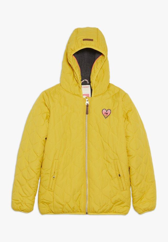 KARINA - Zimní bunda - sulphur