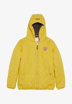 KARINA - Winter jacket - sulphur