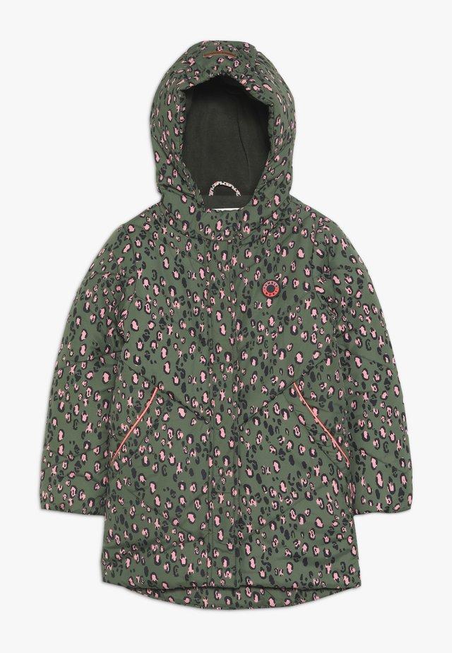 KADIA - Zimní kabát - moss green