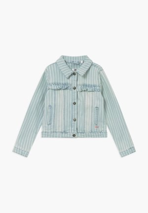 LAICHA - Denim jacket - denim bleach