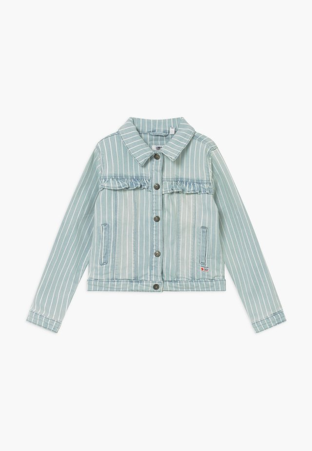 LAICHA - Denim jacket - denim bleach