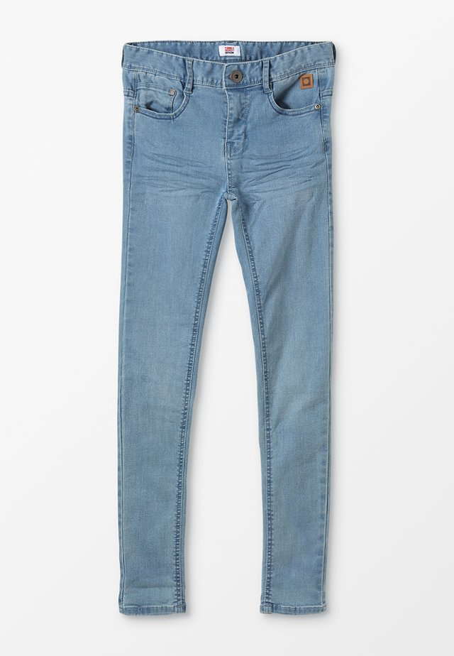 FRANC - Jeans slim fit - denim bleach