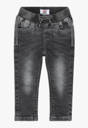 KOMFORTBUND BABY - Slim fit jeans - denim grey