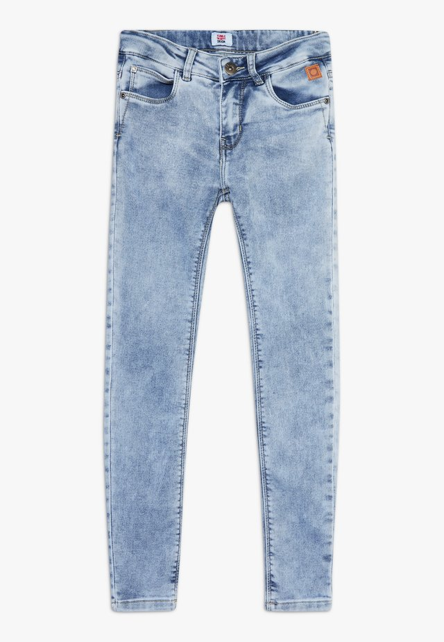FRANC - Jeans slim fit - denim bleach
