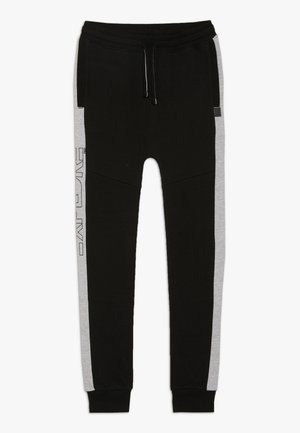 HEDEON - Trainingsbroek - deep black