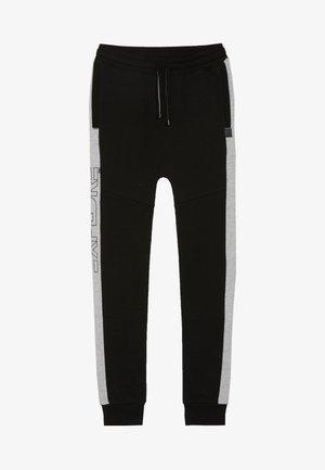 HEDEON - Pantalon de survêtement - deep black
