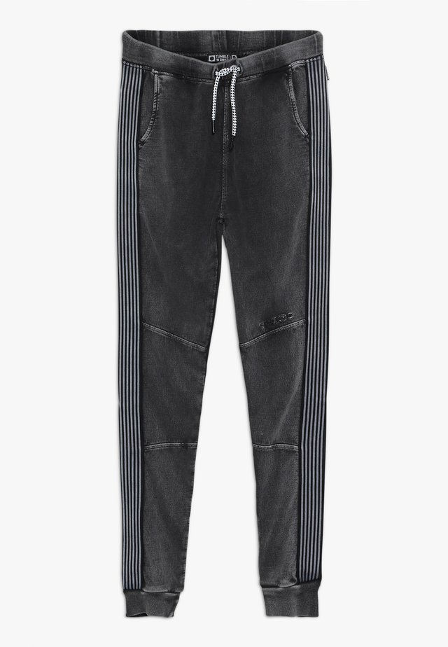 HENDRE - Tracksuit bottoms - anthracite