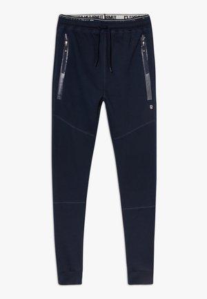 GAVIN - Teplákové kalhoty - navy