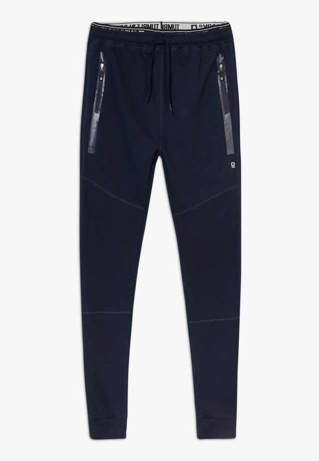 GAVIN - Trainingsbroek - navy