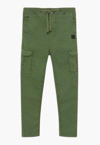 Tumble 'n dry - GERMALDO - Cargo trousers - vineyard green - 0