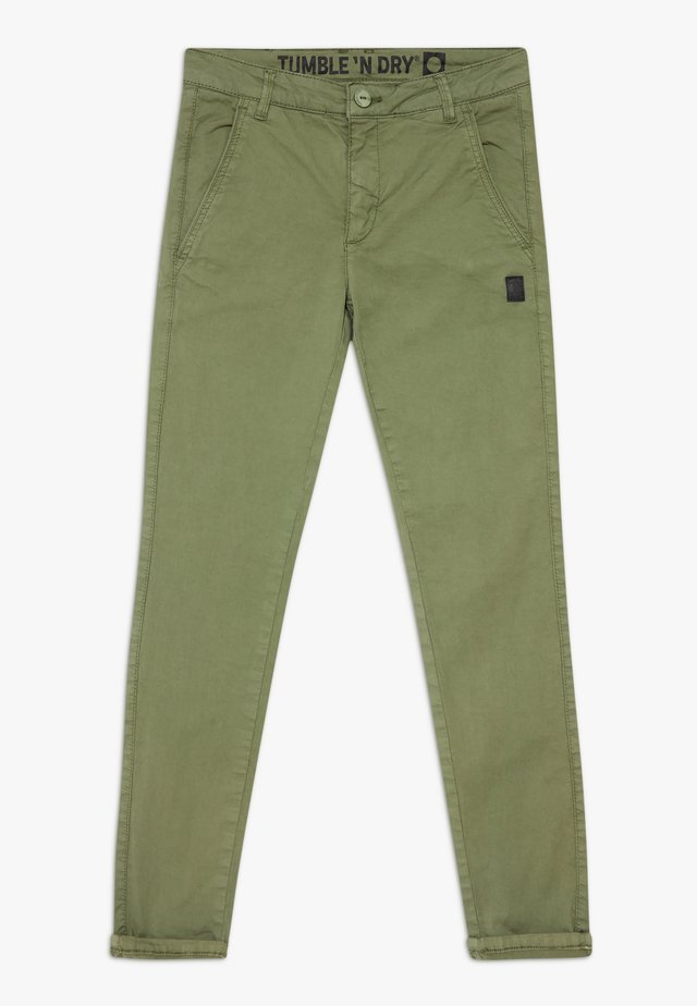 GUSTAVO - Chinos - vineyard green