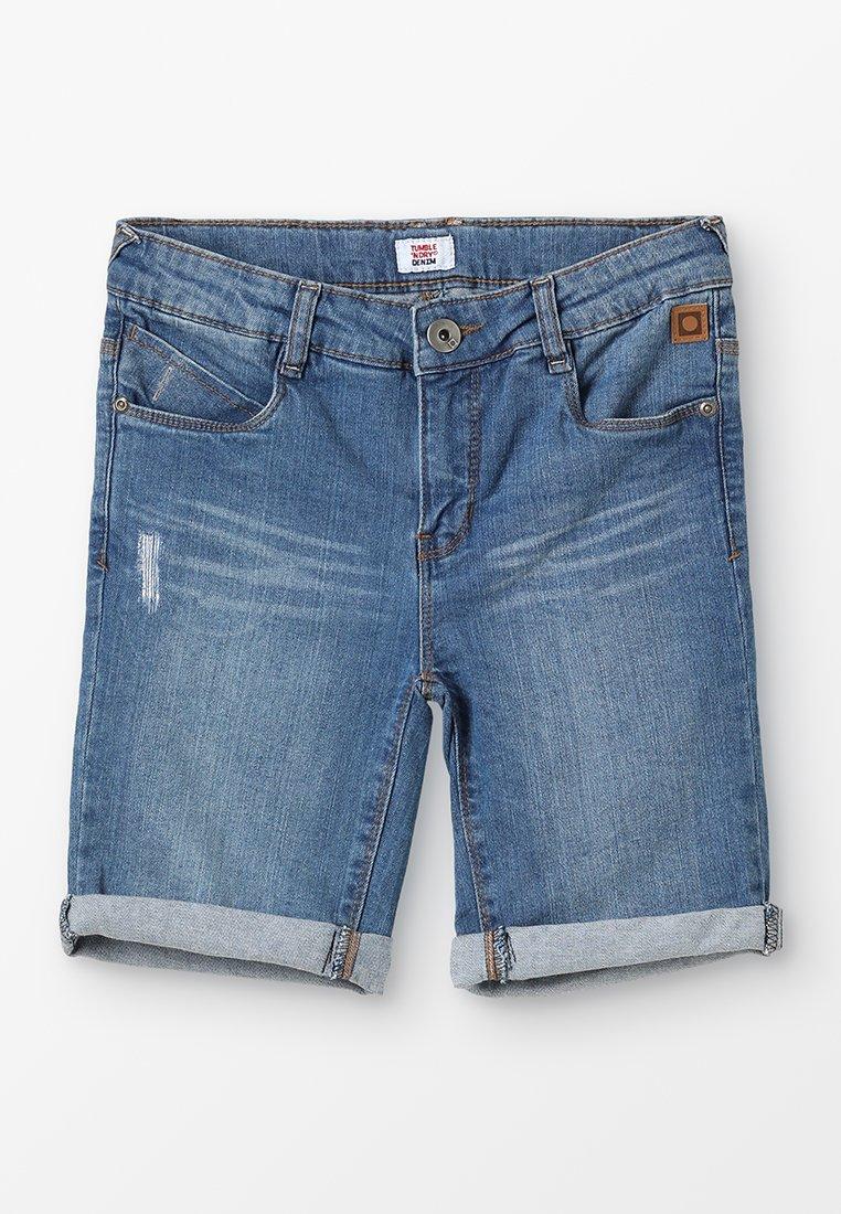Tumble 'n dry - FILIO - Shorts di jeans - light blue denim