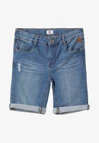 Tumble 'n dry - FILIO - Shorts di jeans - light blue denim - 3