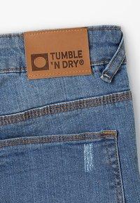 Tumble 'n dry - FILIO - Shorts di jeans - light blue denim - 2