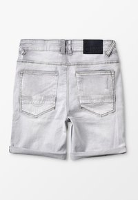 Tumble 'n dry - FENZO - Denim shorts - denim grey - 1