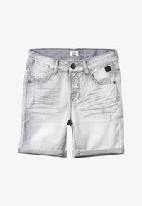 Tumble 'n dry - FENZO - Denim shorts - denim grey - 4