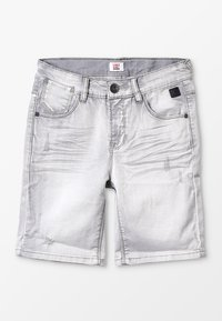 Tumble 'n dry - FENZO - Denim shorts - denim grey - 2