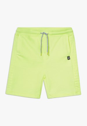 GALDO - Shorts - safety yellow