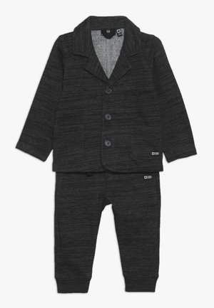 SAVIAN SJENKI SET - Suit - anthracite