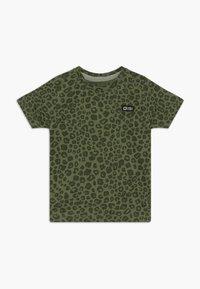 Tumble 'n dry - THIGO - Print T-shirt - vineyard green - 0