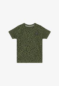 Tumble 'n dry - THIGO - Print T-shirt - vineyard green - 2
