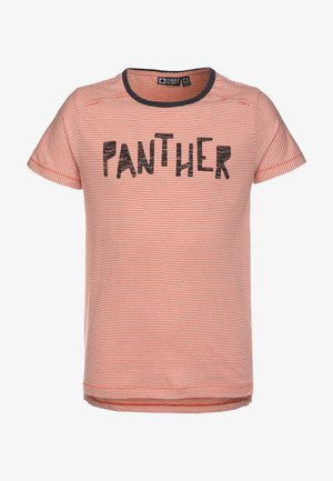 WITTER - T-shirts med print - tigerlily