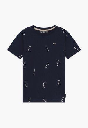 GUSSE - T-shirts print - navy blazer