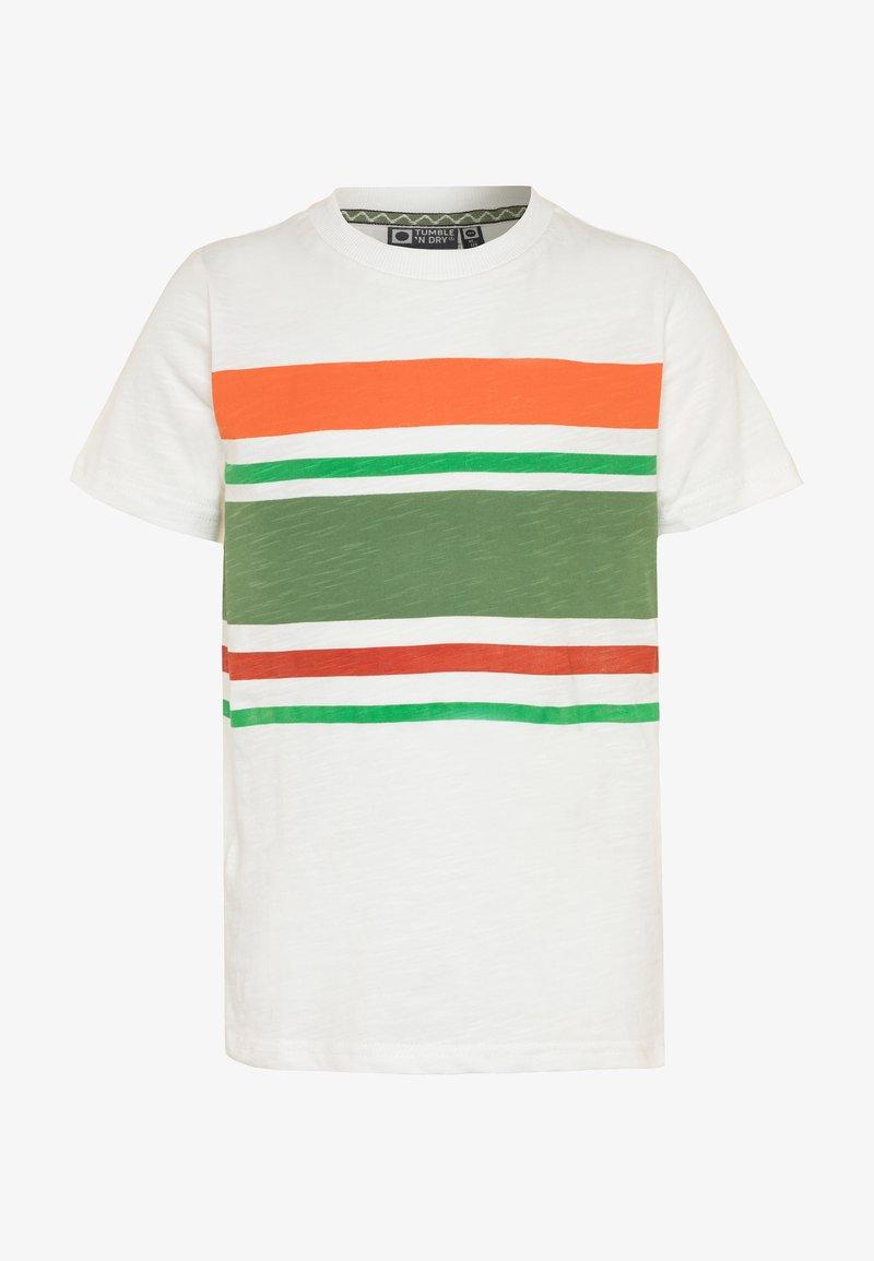Tumble 'n dry - GARRICK - T-shirt print - snow white