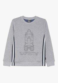 Tumble 'n dry - HUGH - Sweatshirt - light grey melange - 0
